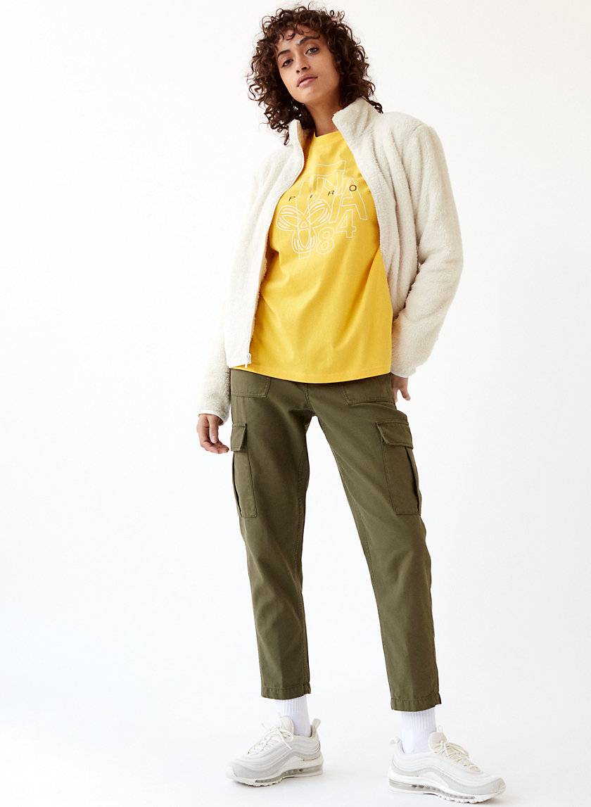 ERVING PANT - Cropped cargo pant