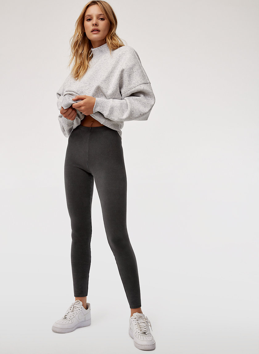 MARA PANT - High-waisted legging