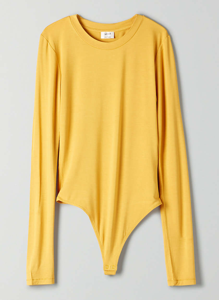 SOMER BODYSUIT - Long-sleeve bodysuit