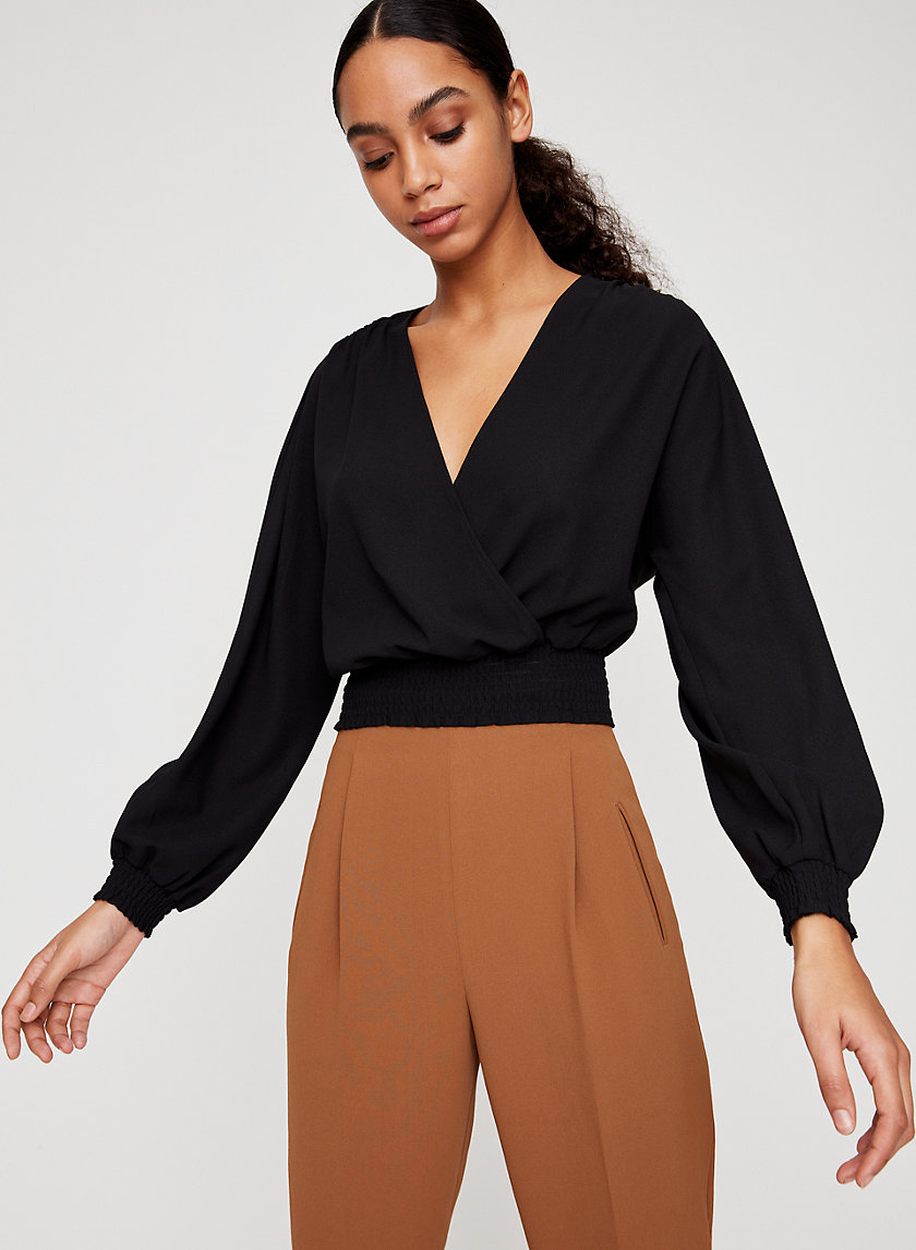 Wilfred REIGN BLOUSE | Aritzia