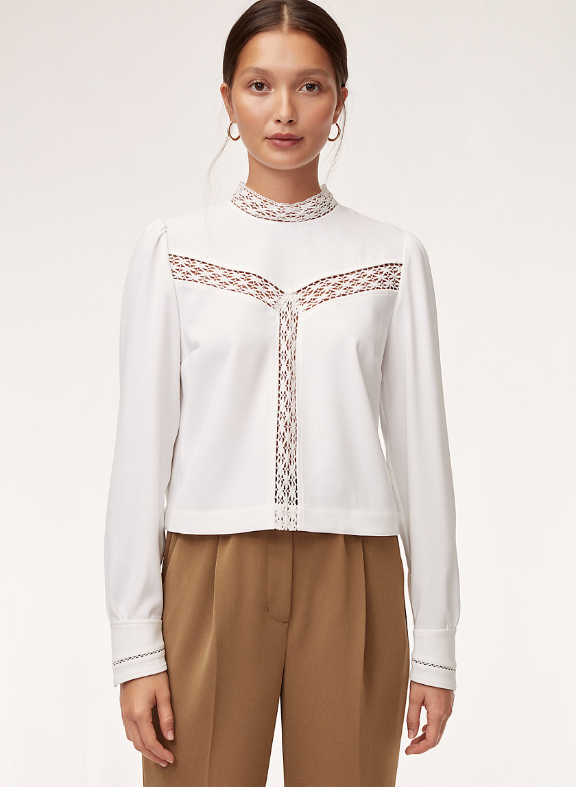 Wilfred DELANEY BLOUSE | Aritzia