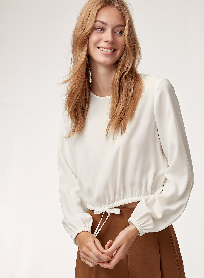 Wilfred ELEANORA BLOUSE | Aritzia
