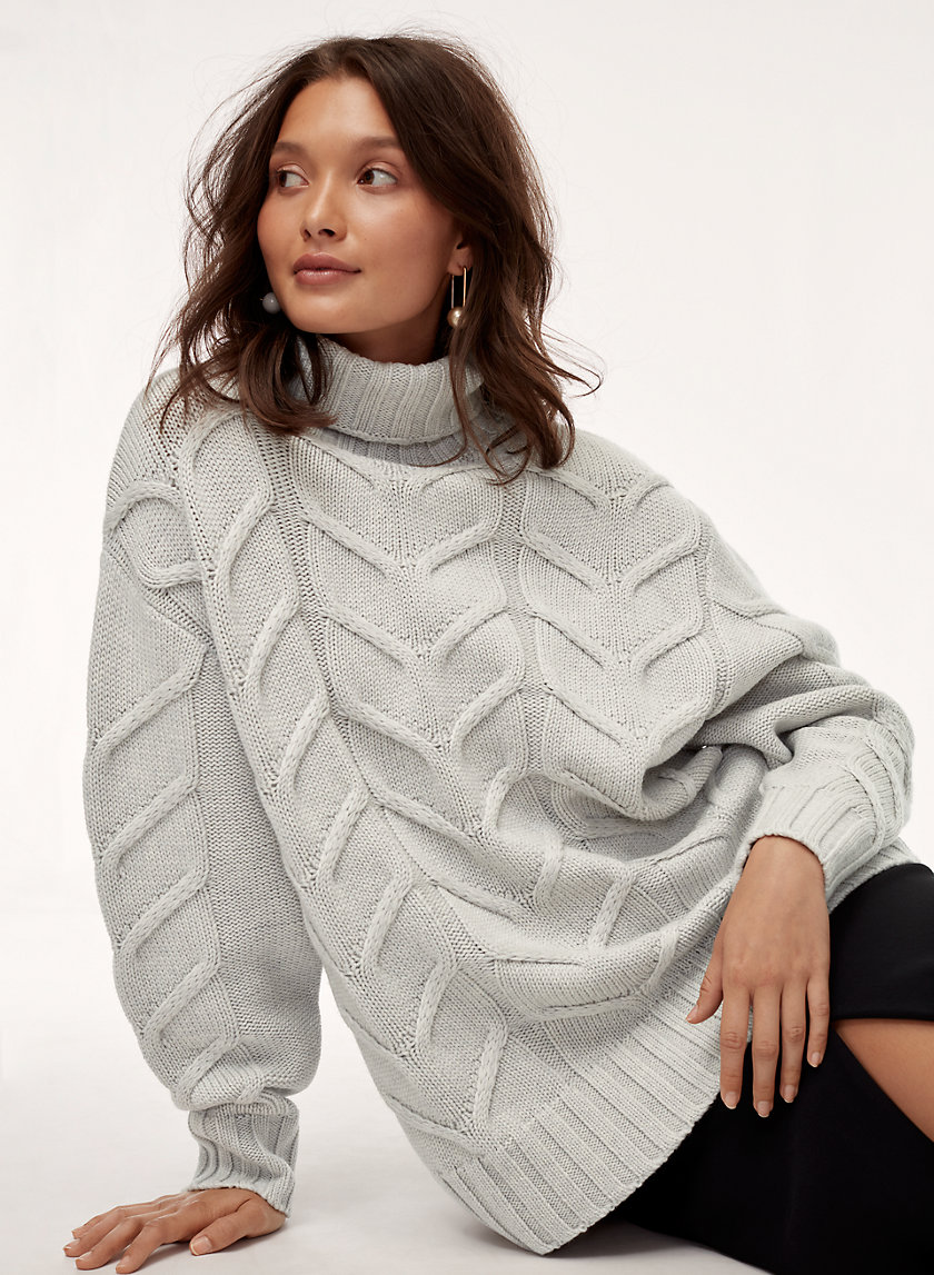 Wilfred CHAMPEAUX SWEATER | Aritzia