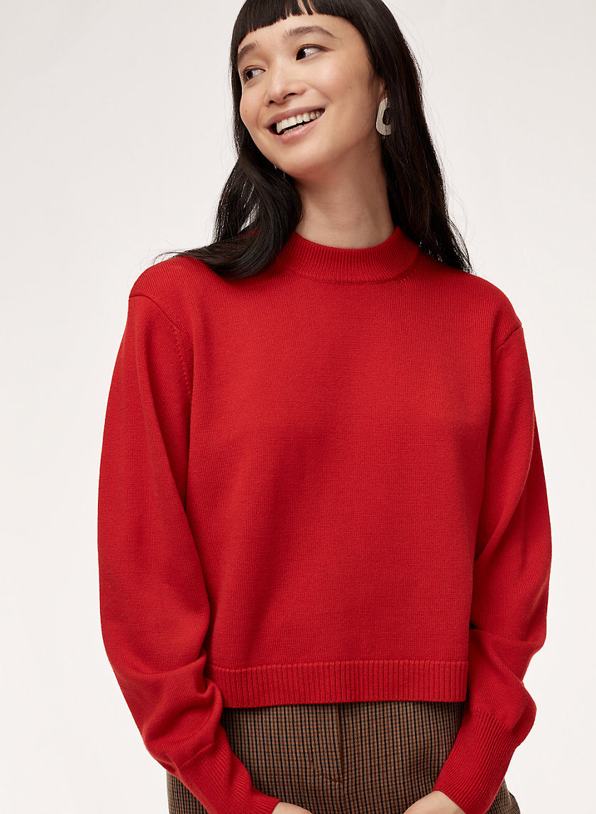 Wilfred DELPHINE SWEATER | Aritzia