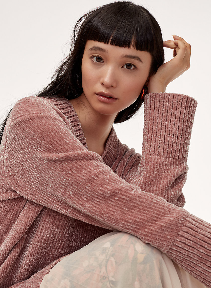 Wilfred VIOLETTA SWEATER | Aritzia