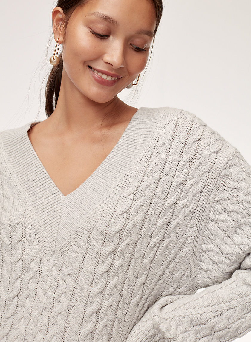 Wilfred DEVRY SWEATER | Aritzia
