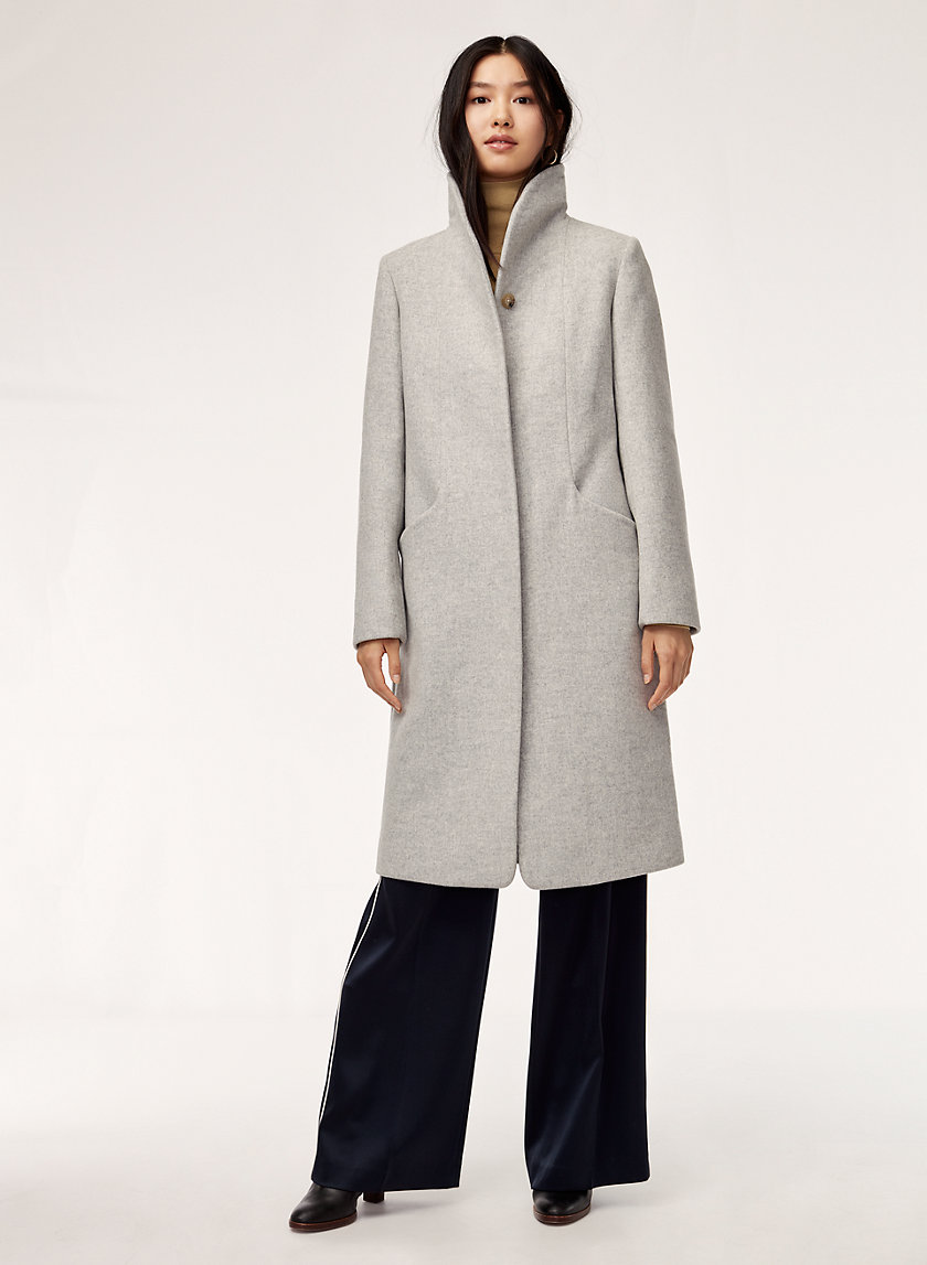 Wilfred COCOON WOOL COAT LONG | Aritzia