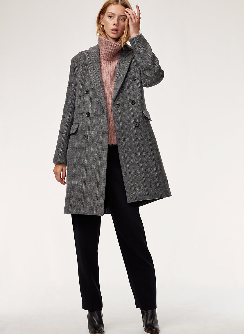 Wilfred MARAIS WOOL COAT | Aritzia