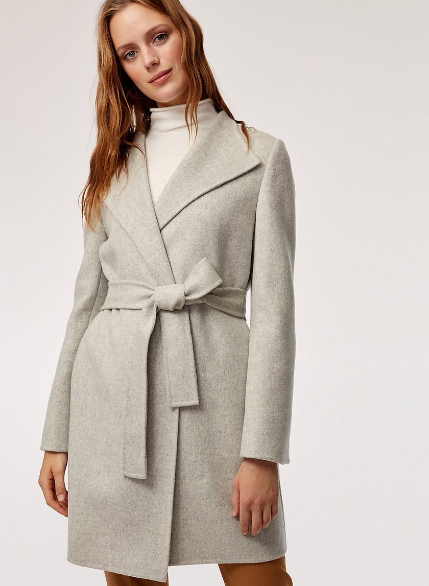 Wilfred VALMONT WOOL COAT | Aritzia