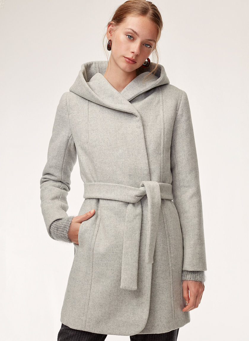 Wilfred BRENNA WOOL COAT | Aritzia