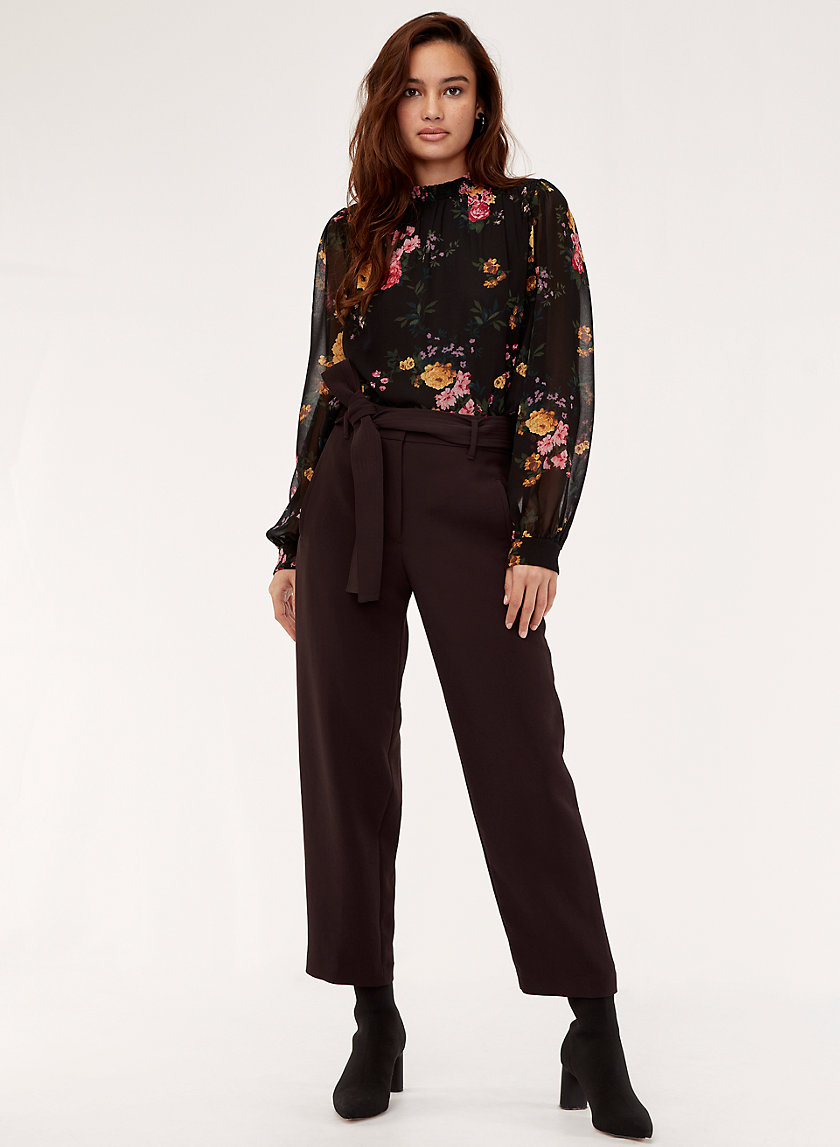 Wilfred JALLADE PANT CREPE | Aritzia