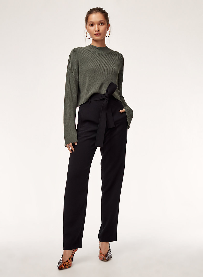 Wilfred JALLADE PANT LONG | Aritzia