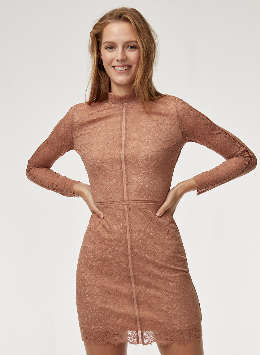 Wilfred JANVRY DRESS | Aritzia