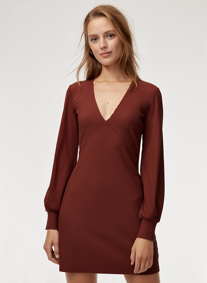 Wilfred JEANNE DRESS | Aritzia