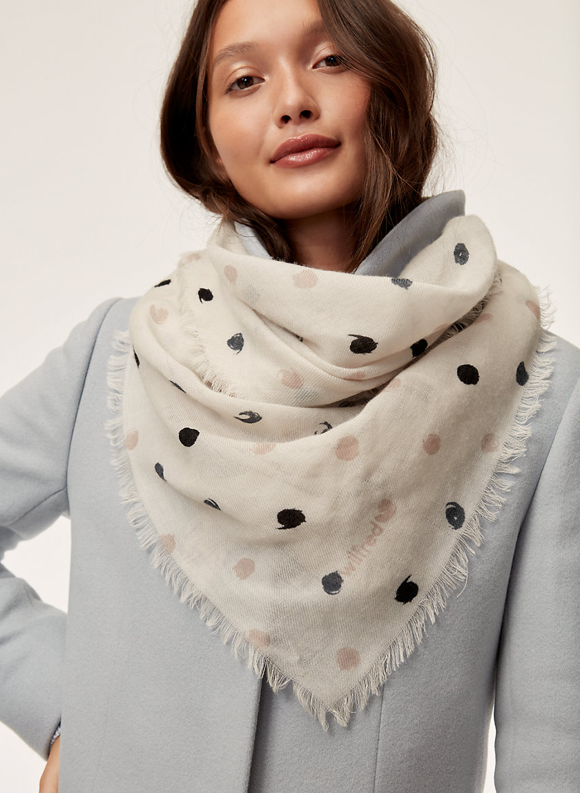 Wilfred PAINTED DOTS TRIANGLE | Aritzia