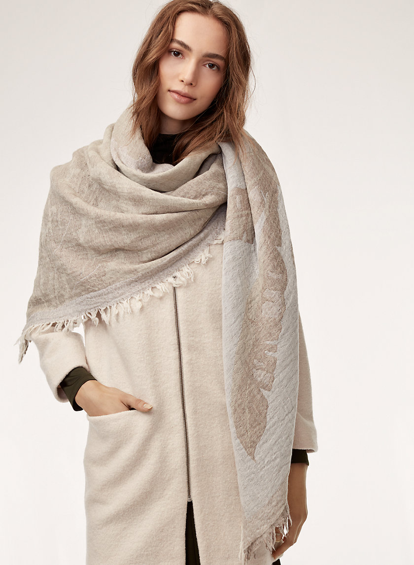 Wilfred VOLCANO VIEW BLANKET | Aritzia