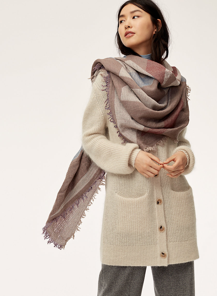 Wilfred UNCHARTED BLANKET | Aritzia