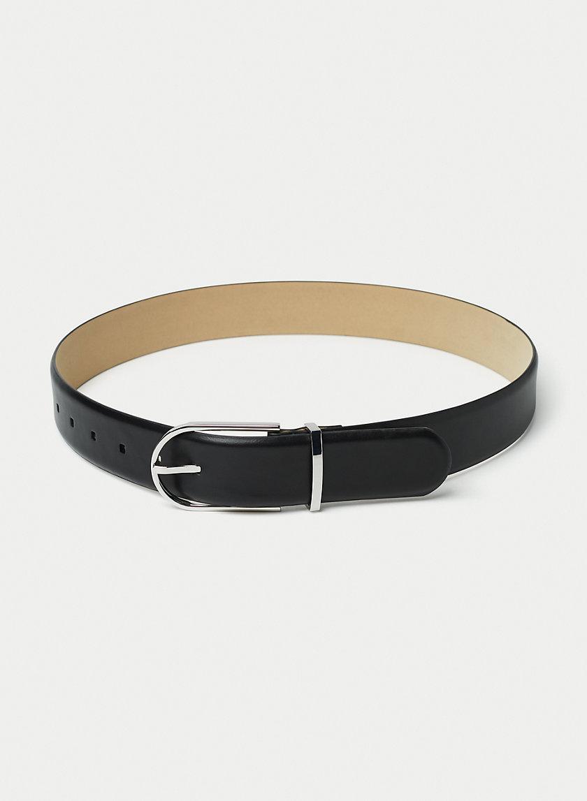 ANDRE DRESS BELT - Leather belt