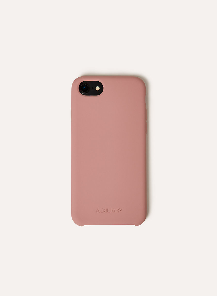 Auxiliary SILICONE IPHONE CASE | Aritzia