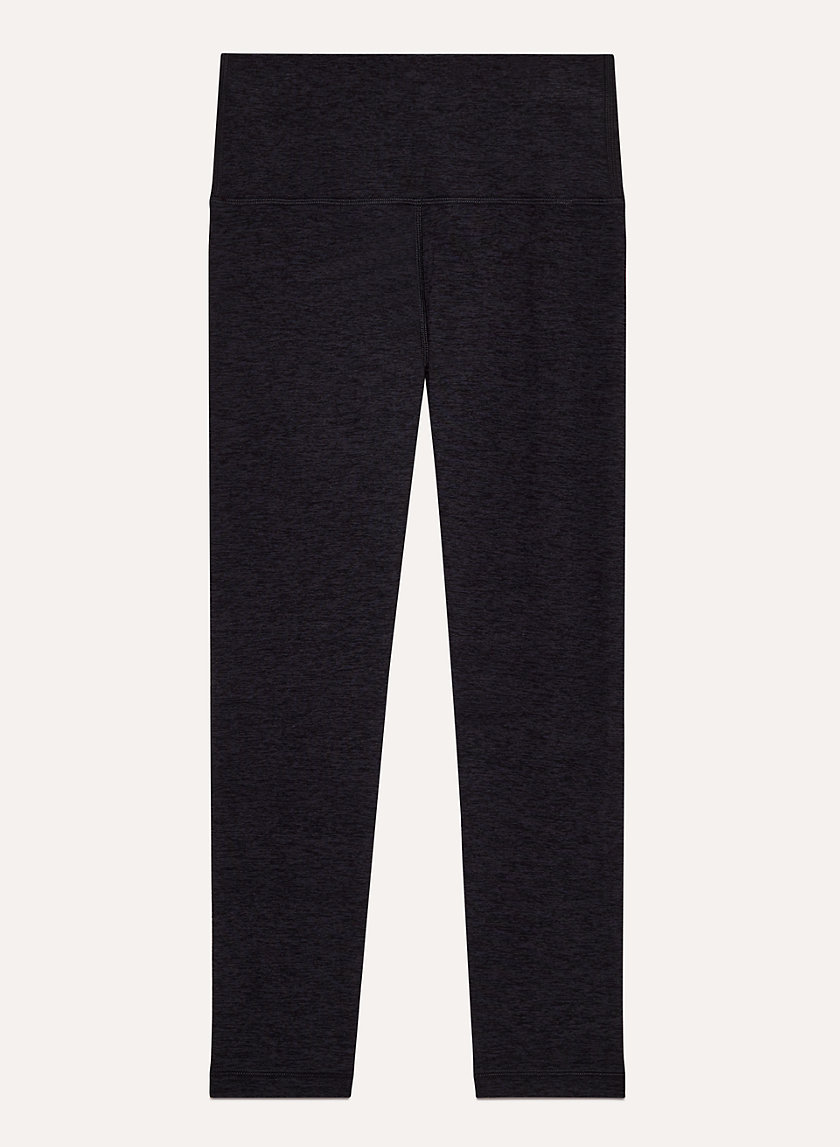 RELAY PANT CROP - Cropped, high-waisted workout legging