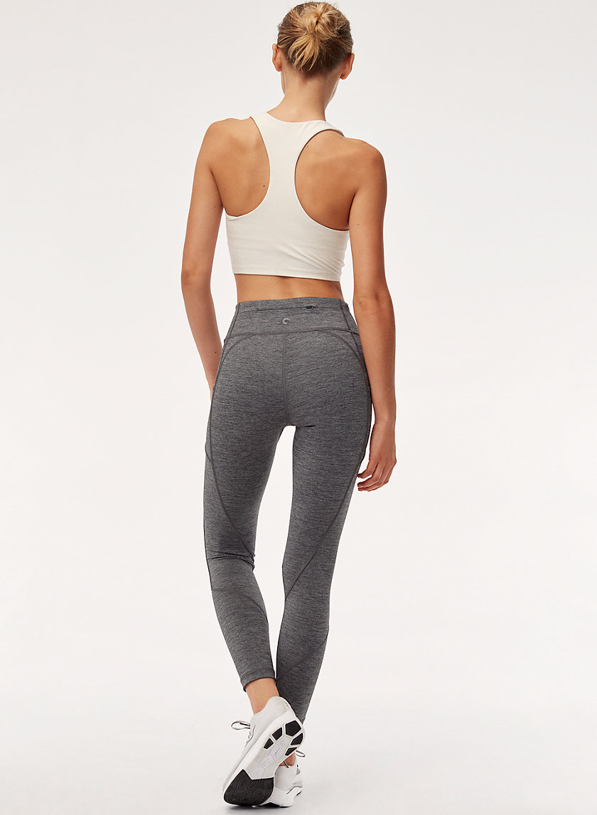 RIDER PANT - Workout legging with pockets