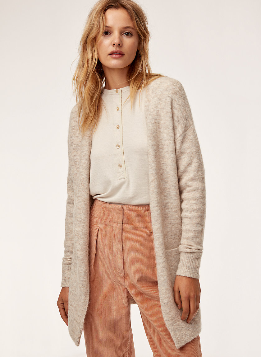 Wilfred Free ARONSON SWEATER | Aritzia