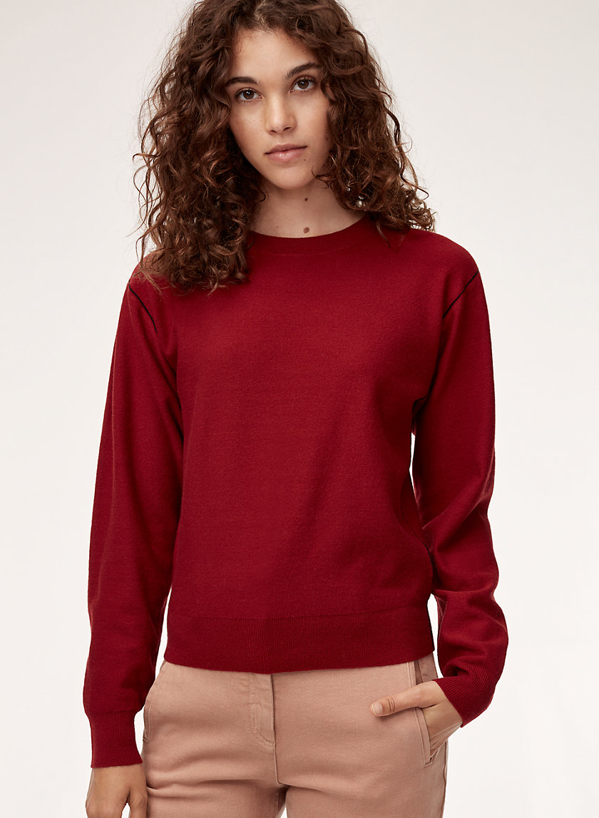 Wilfred Free SANDRA SWEATER | Aritzia