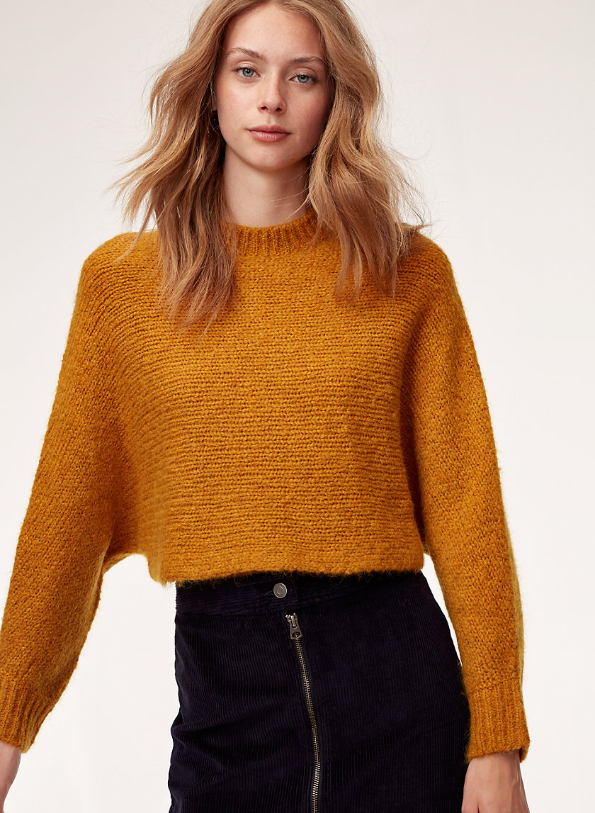 Wilfred Free LOLAN SWEATER | Aritzia