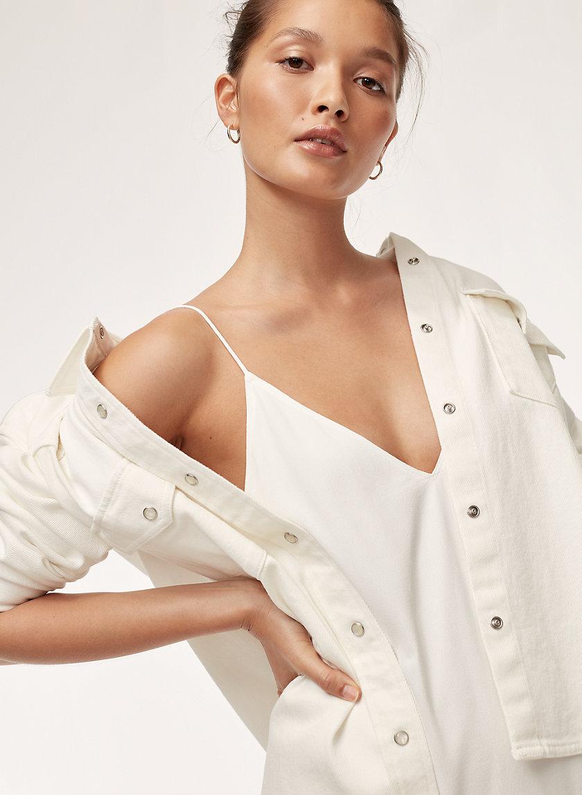 VIVIENNE DRESS - Flowy, camisole dress