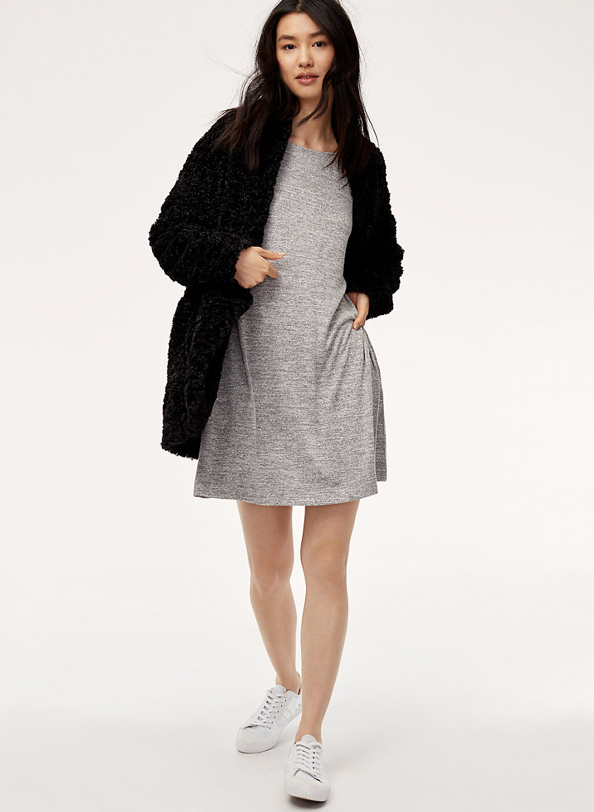 COBER DRESS - Relaxed t-shirt dress