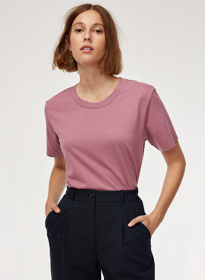 Little Moon DAHLIA T-SHIRT | Aritzia