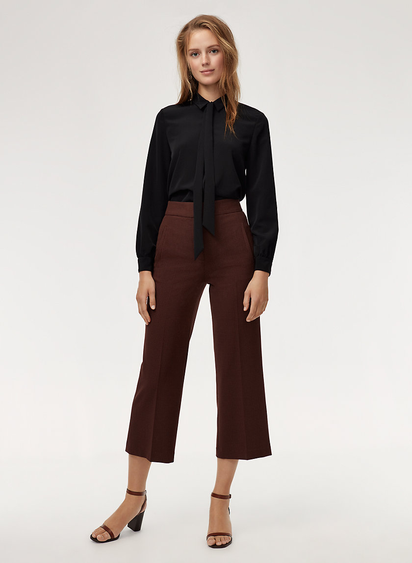Little Moon CAMELLIA BLOUSE | Aritzia