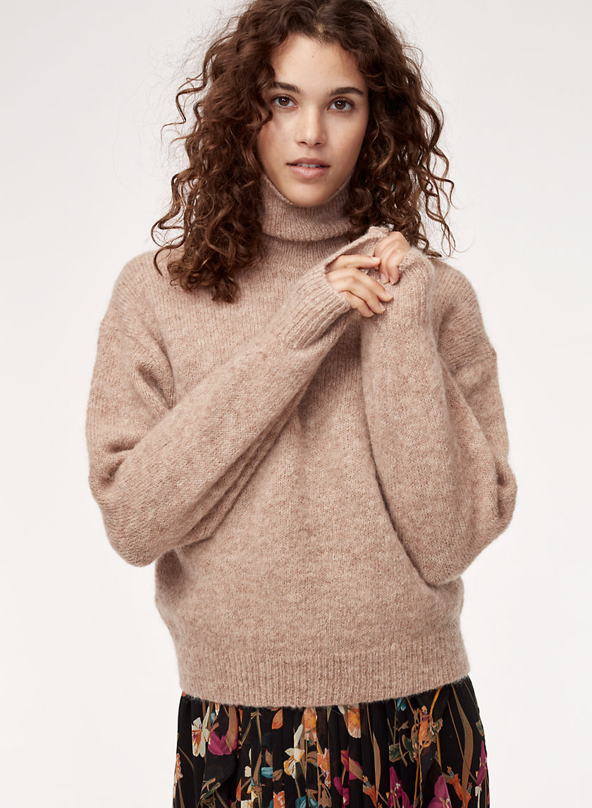 Little Moon HOLLY TURTLENECK | Aritzia