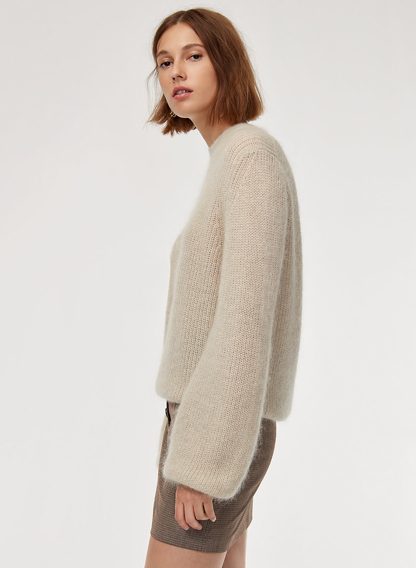 Little Moon GARDENIA SWEATER | Aritzia