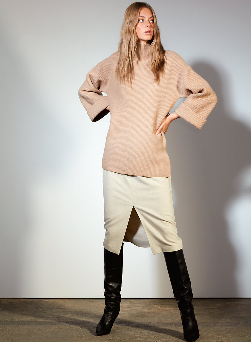 Le Fou Wilfred CLEMENCE SWEATER | Aritzia
