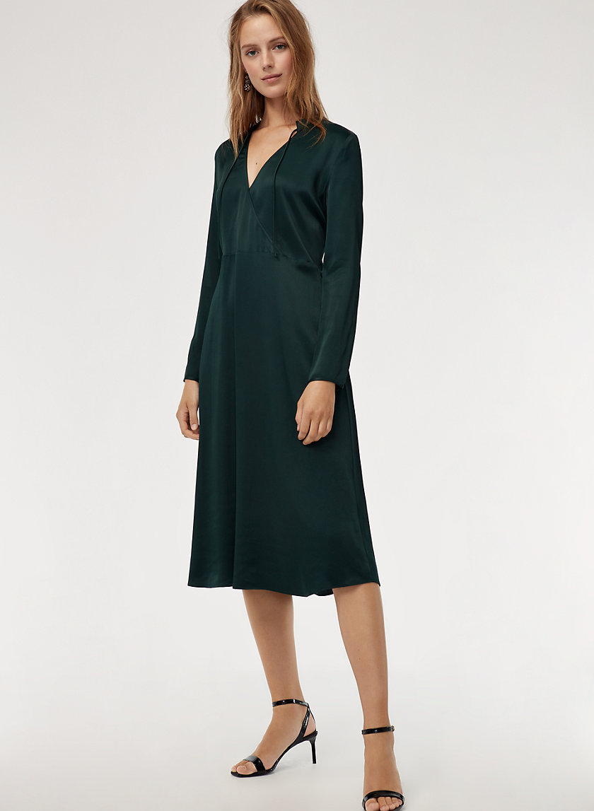 Little Moon LAUREL DRESS | Aritzia