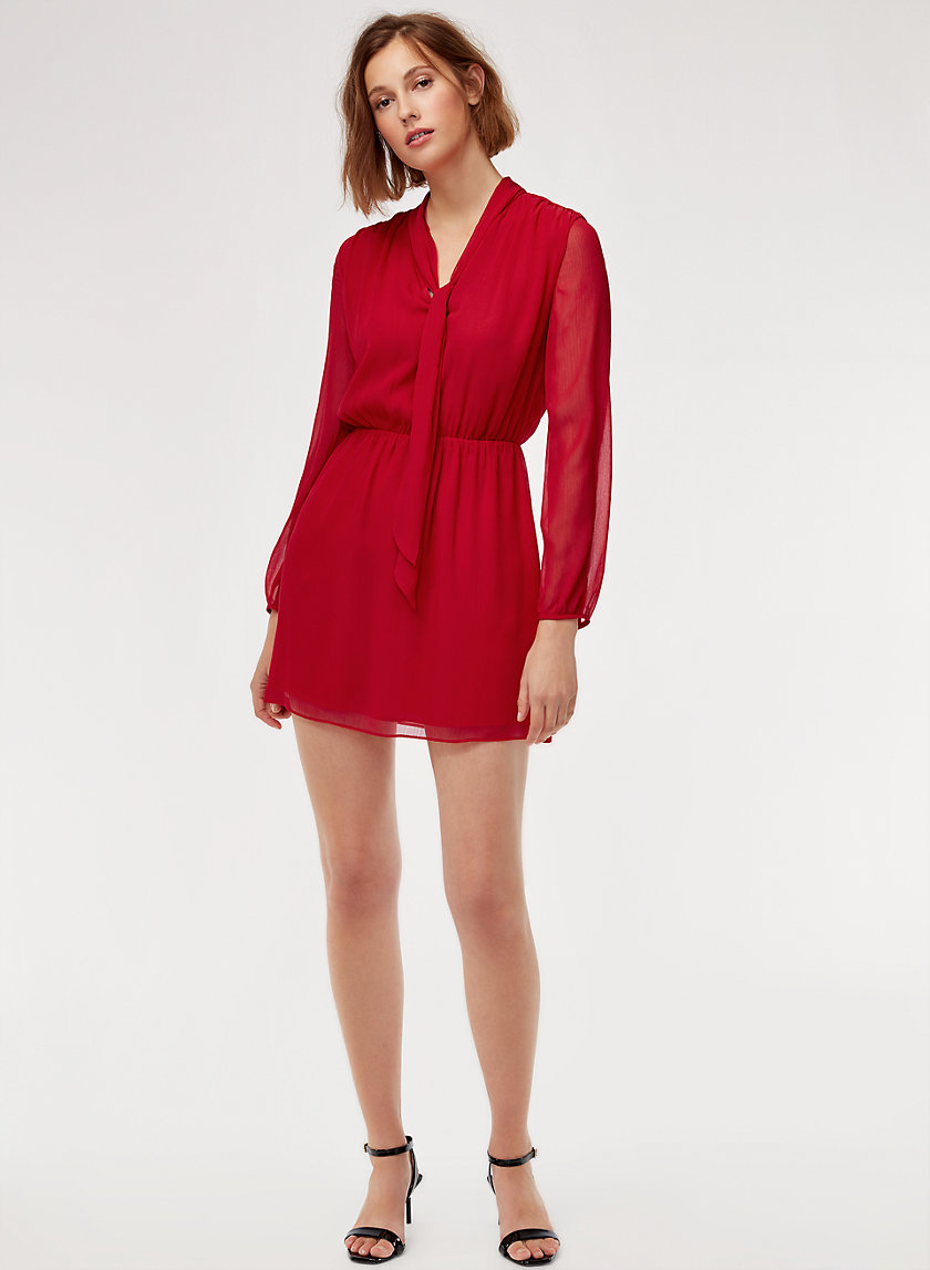 Little Moon SAFFRON DRESS | Aritzia