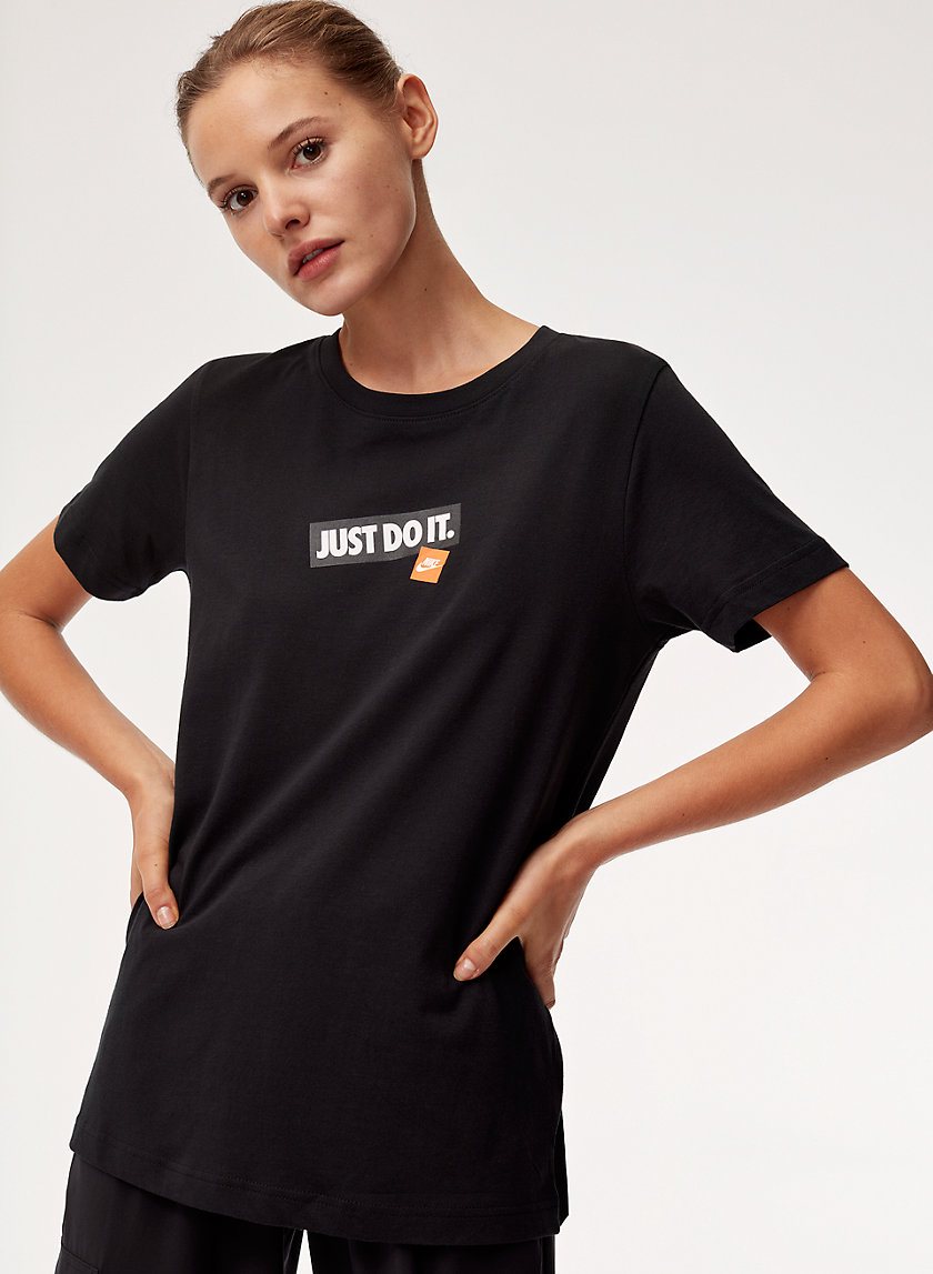 Nike JUST DO IT TEE | Aritzia