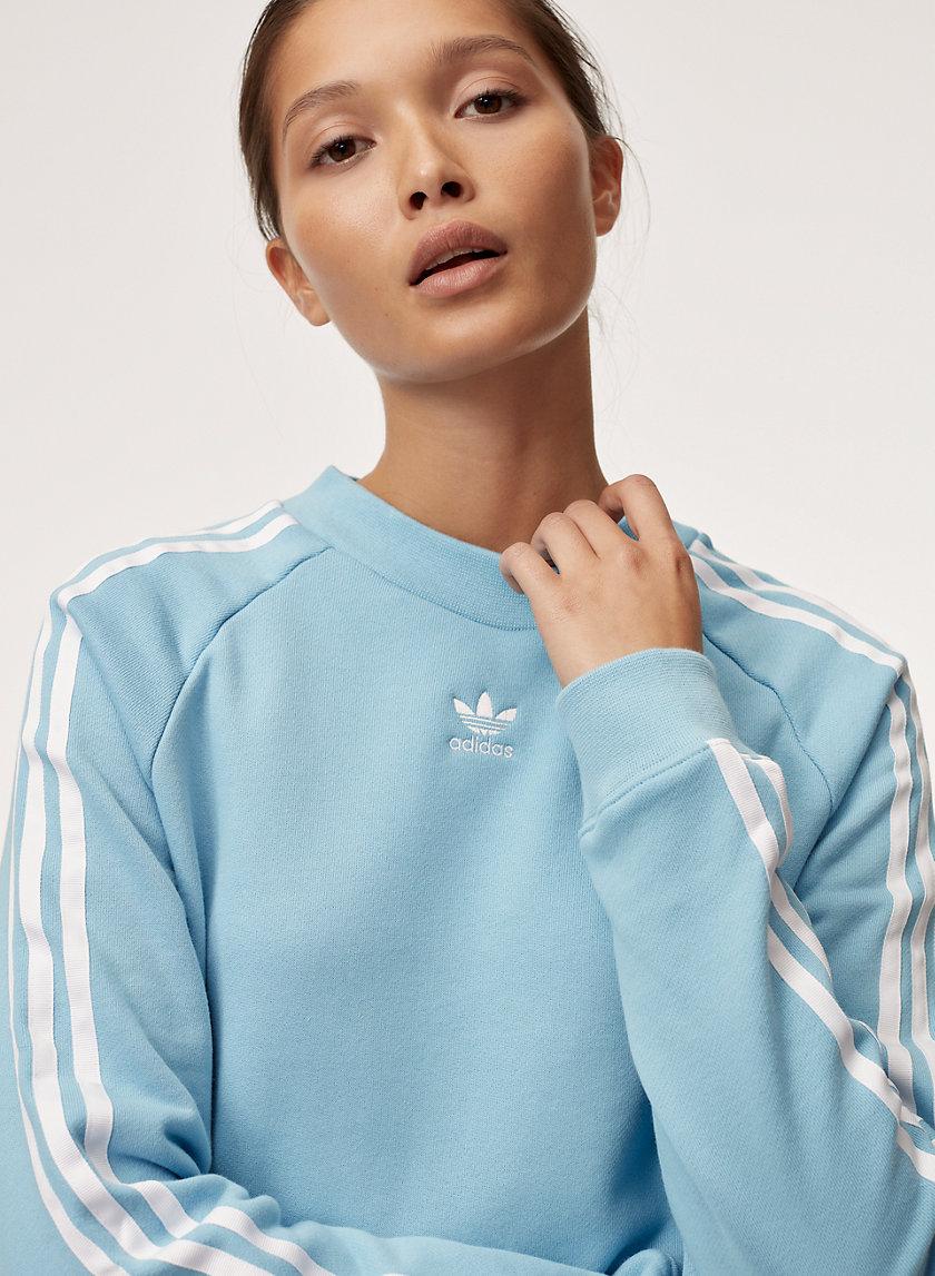 adidas TRF CREW SWEATER | Aritzia