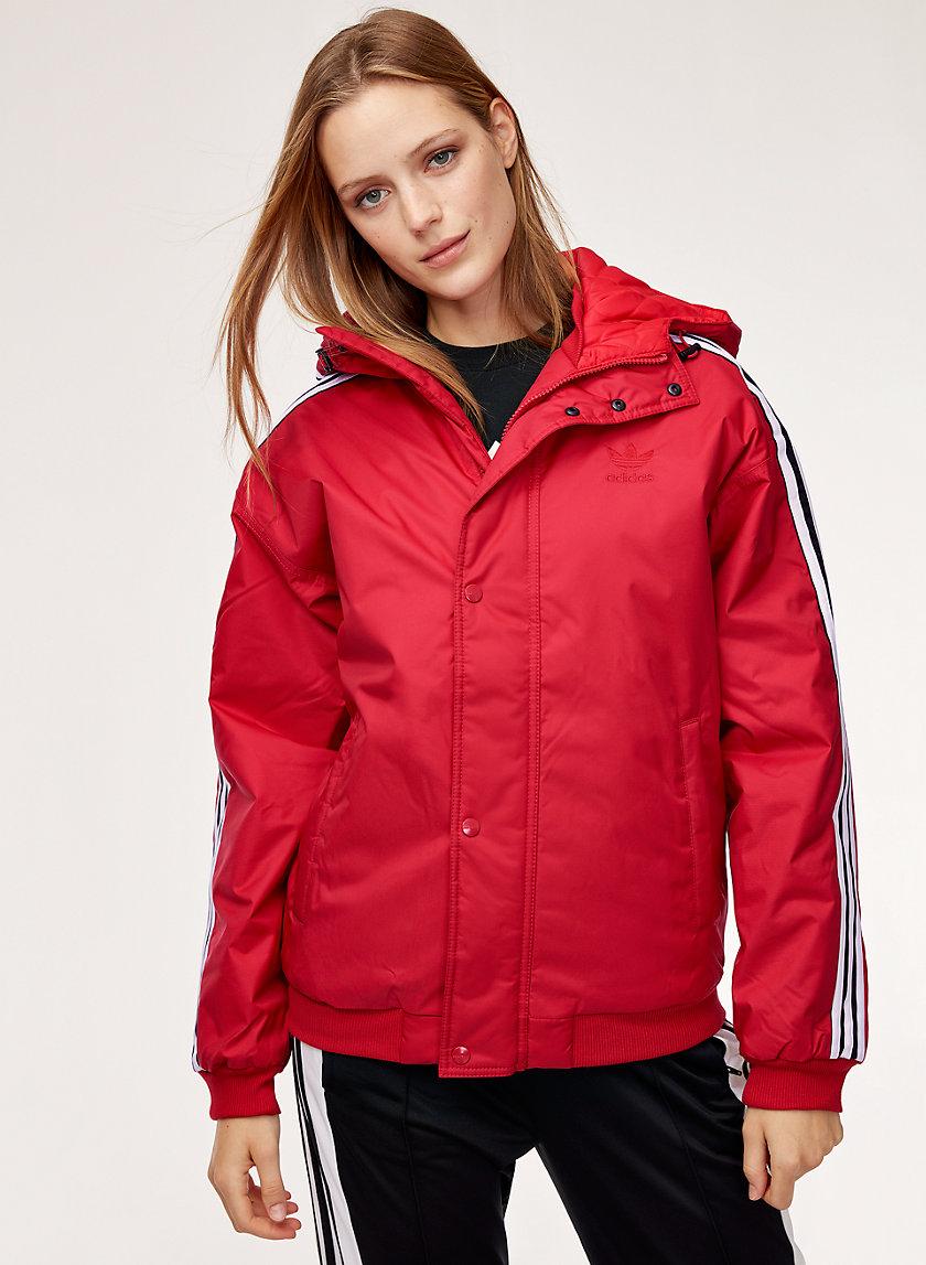 STADION JACKET SHORT - Nylon track jacket