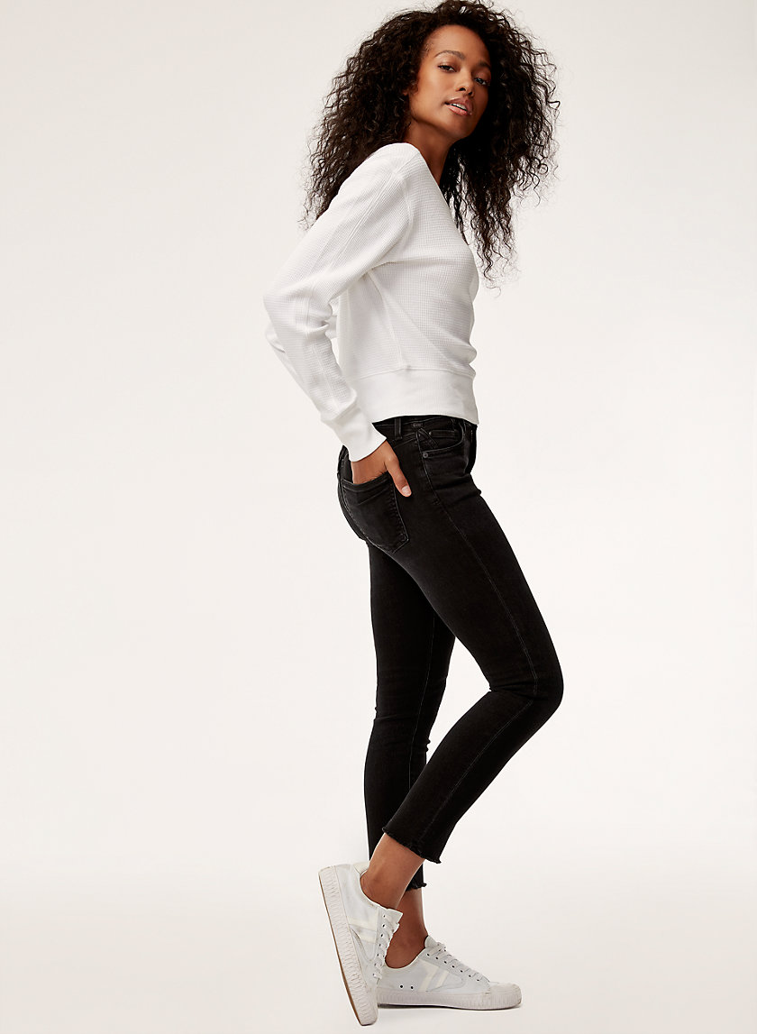 Citizens of Humanity ROCKET CROP SIDE ROAD | Aritzia