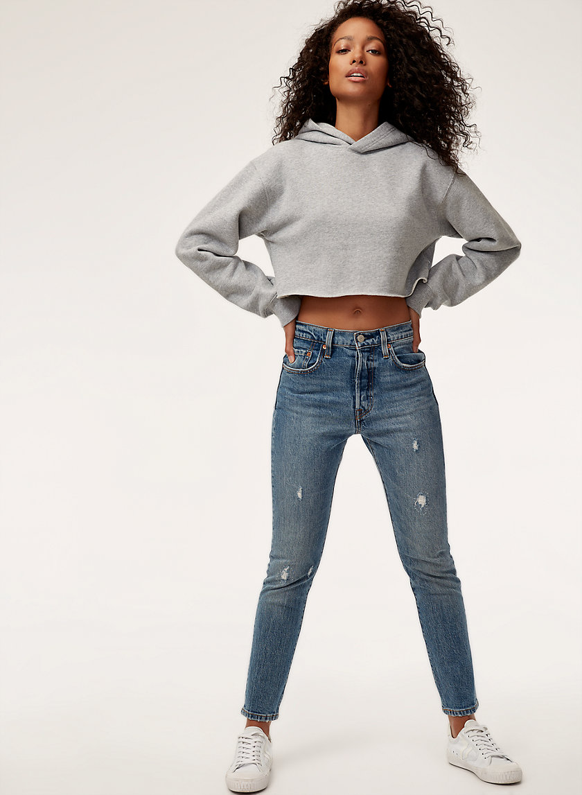 501 SKINNY - High-waisted skinny jean