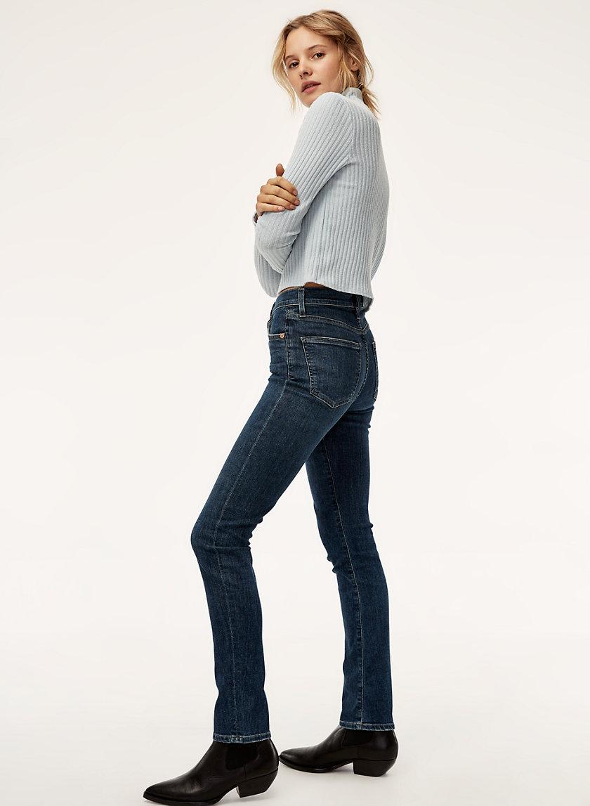 HARLOW CARMEL - High-waisted skinny jean