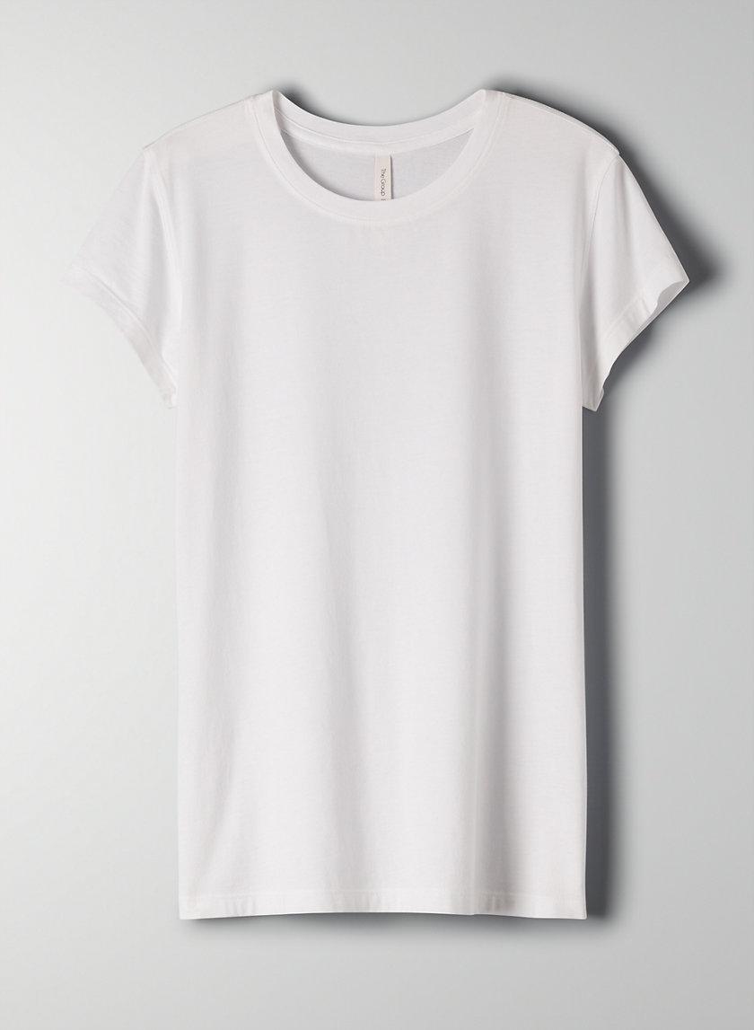 FOUNDATION CREW - Classic crewneck t-shirt
