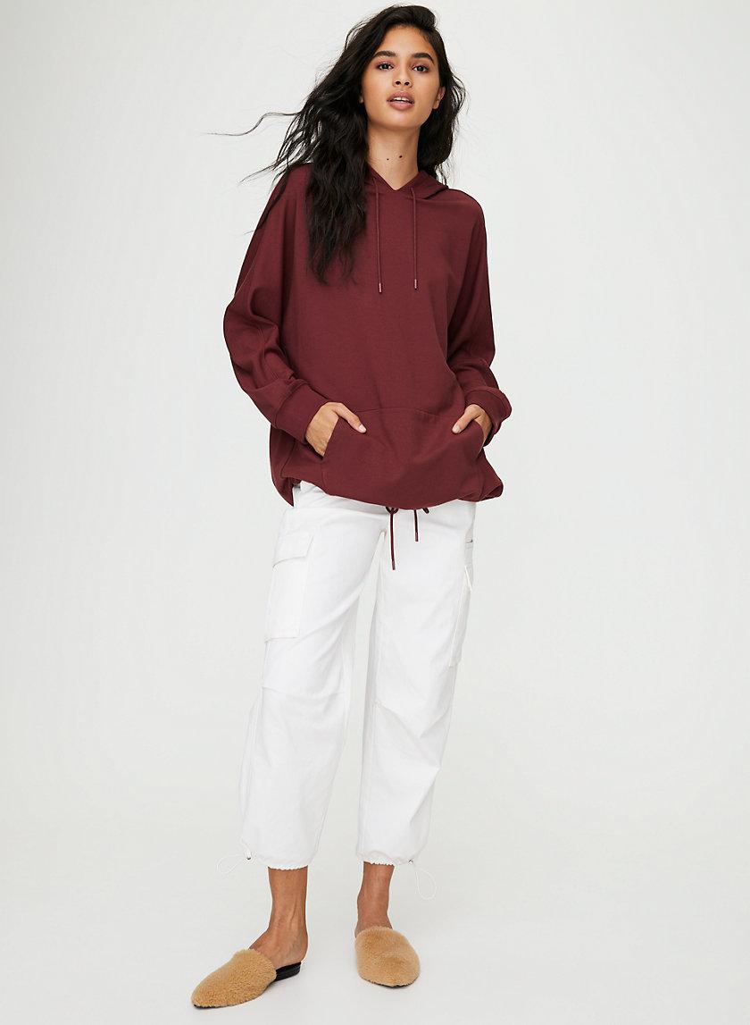 REN HOODIE - Oversized pullover hoodie