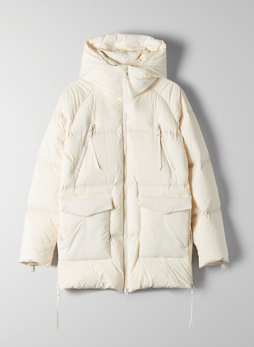 BIG SKY PUFFER - Puffer jacket with patch pockets