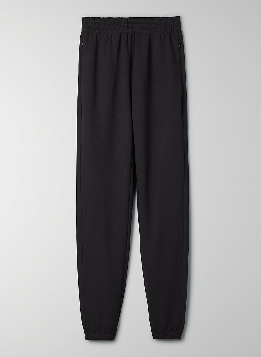 LEISURE JOGGER - Mid-rise joggers