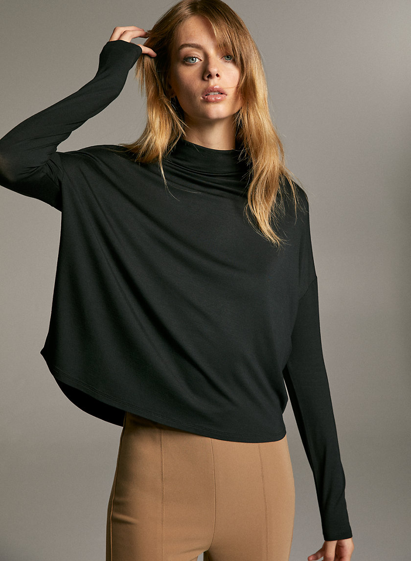 SEATON TURTLENECK - Long-sleeve, turtleneck t-shirt
