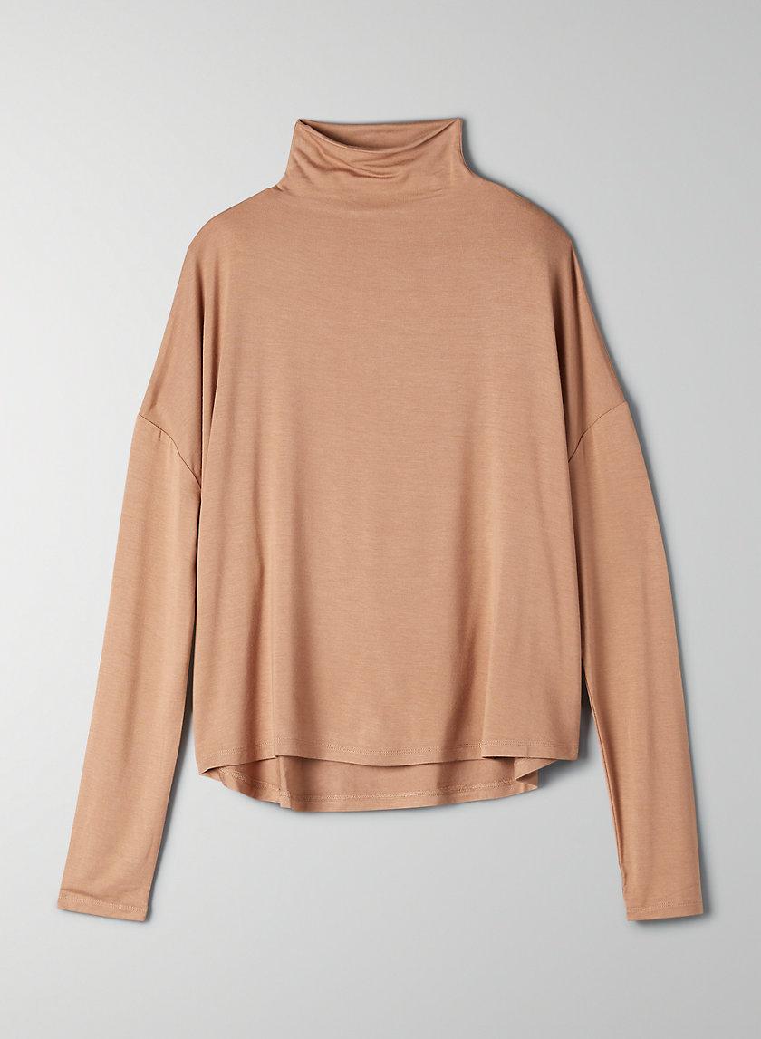 SEATON TURTLENECK - Long-sleeve, turtleneck t-shirt