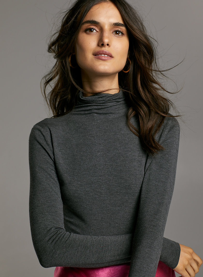 LARRY TURTLENECK - Long-sleeve turtleneck